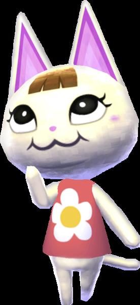 Animal Crossing New Leaf Kitty Coffee