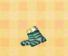 Green-stripesocks160basic