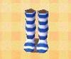 Blue-stripesocks240sporty