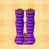 Purple-stripesocks200cute0