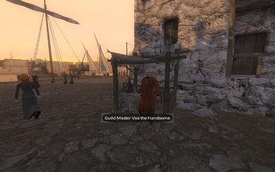 Volantis Guild Master