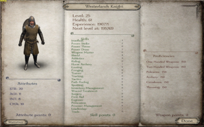 Westerlands Knight