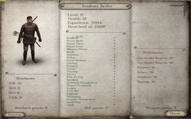 Ironborn Archer-0