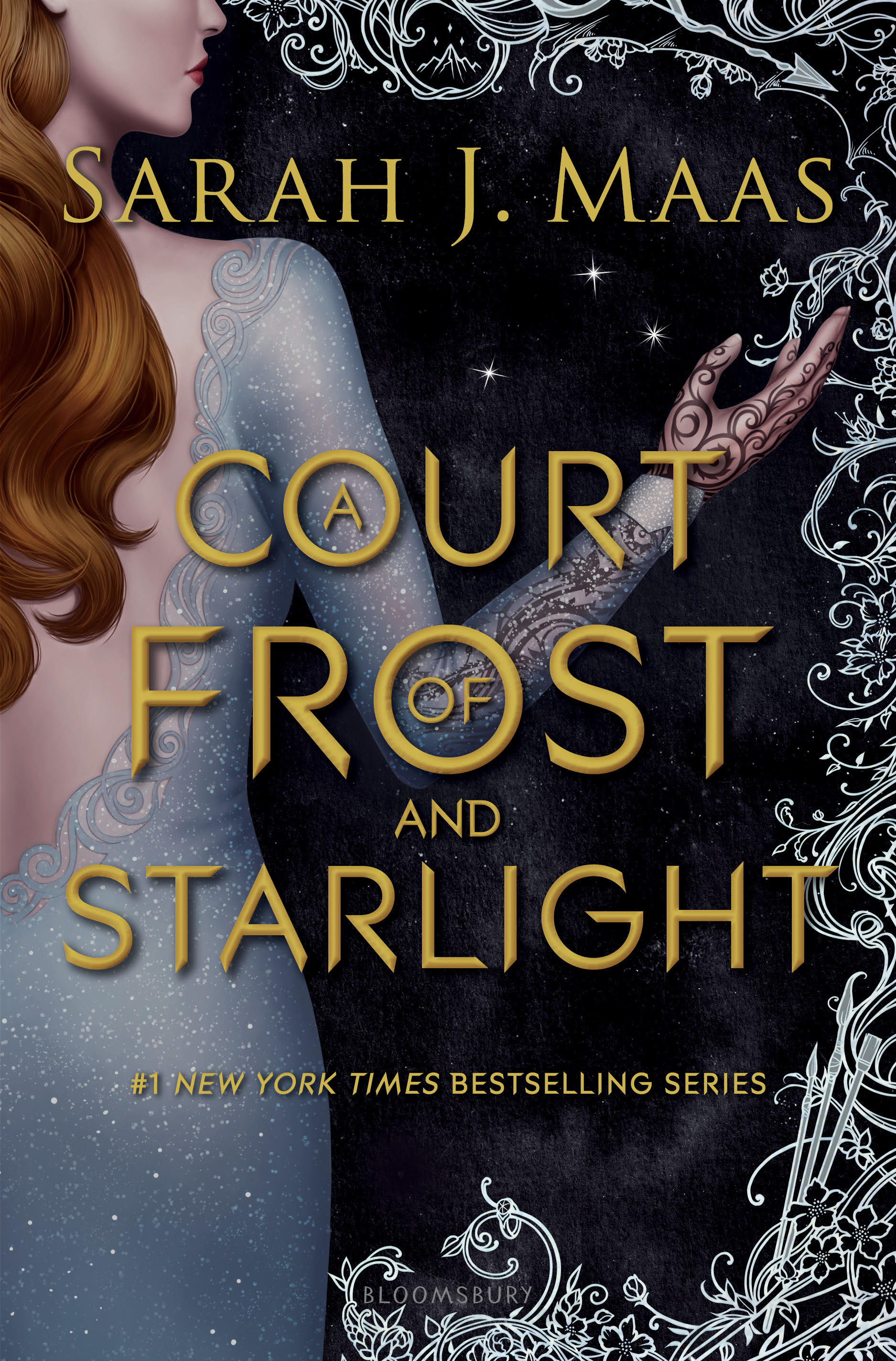 A Court of Frost and Starlight A Court of Thorns and