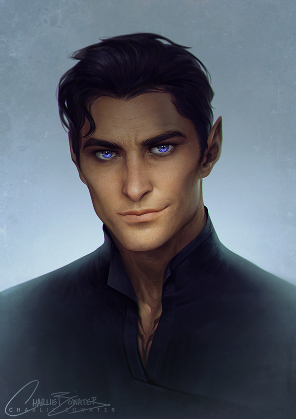 Image result for rhysand court of thorns and roses