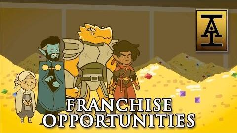 "Franchise Opportunities - S1 E1 - Acquisitions Inc- The ""C"" Team"