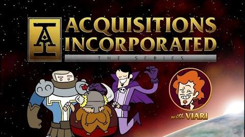 Episode 01 - Acquisitions Incorporated The Series