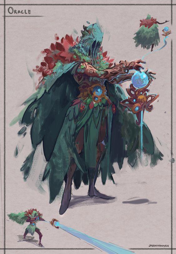 seasonal eladrin