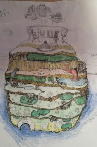 Khogar WIP sketch
