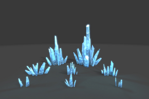 Thought Crystals