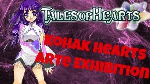 ACS Kohak Hearts Arte Exhibition (v.5