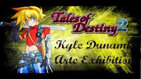 ACS Kyle Dunamis Arte Exhibition (v.5