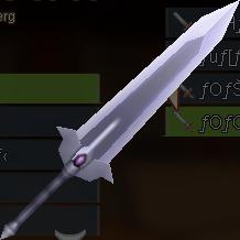 ACS3D 11 Sword