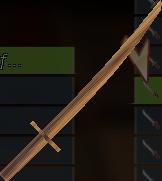 ACS3D 01 Twin Sword