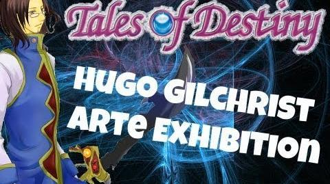 ACS Hugo Gilchrist Arte Exhibition (v.5