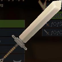 ACS3D 09 Sword