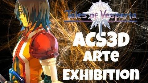 ACS3D Schwann Oltorain Arte Exhibition (v.0.801)