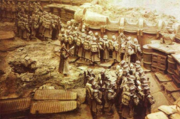 Krieg Trenches
