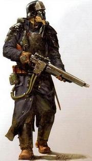 Krieg Grenadier