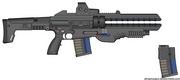 Rail-Rifle