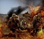 Krieg medics