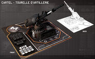 AoA Concept Artillery Turret
