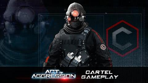 ACT OF AGGRESSION CARTEL FACTION GAMEPLAY