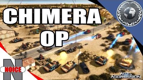"""CHIMERA OP"" Act of Aggression - Episode 2"