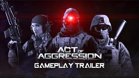 ACT OF AGGRESSION PRE-ALPHA GAMEPLAY TRAILER