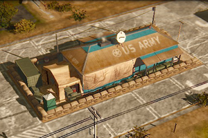 AoA VIPBeta Ingame Barracks USA