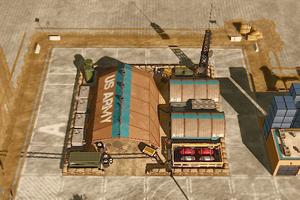 AoA VIPBeta Ingame Logistical Center