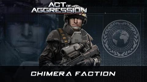 ACT OF AGGRESSION CHIMERA FACTION GAMEPLAY TRAILER