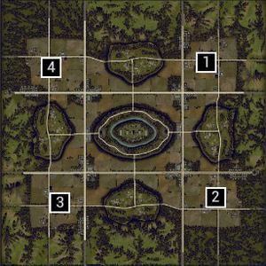 AoA Map Fourth Point of Contact