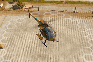 AoA VIPBeta Ingame Little Bird