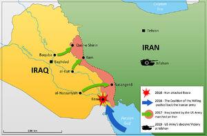 AoA Persian War Map