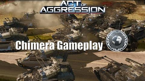 Act Of Aggression Beta - Chimera Gameplay