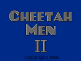 Cheetahmen II