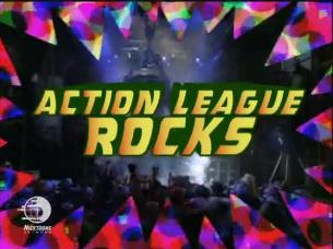 Action League Now The Series Action League Rocks