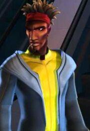 Desmond 'Grinder' Sinclair