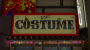Wong's Costume