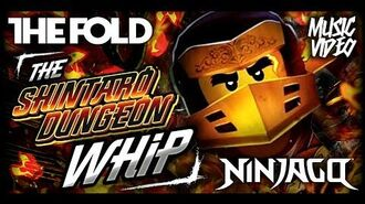 """LEGO Ninjago """"Shintaro Dungeon Whip"""" Cole's Lament, Official MUSIC VIDEO by TheFoldMusic"""