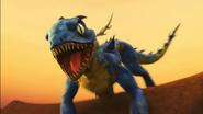 Baby Stormbringer Dragon Roaring