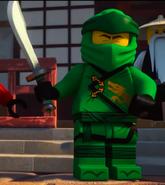Lloyd's Sword