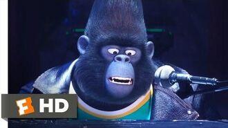 Sing (2016) - Johnny's Still Standing Scene (7 10) Movieclips