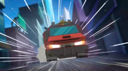 Noodle Truck of Crime Anime