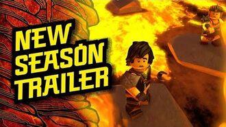 NINJAGO Master of the Mountain – Official Trailer – LEGO® NINJAGO®