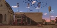 V.F.D. Gas Station