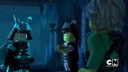 Grimfax freed Lloyd and Kataru