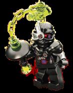 General Cryptor DOTD Minifigure