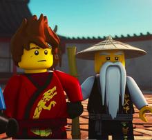Kai and Wu